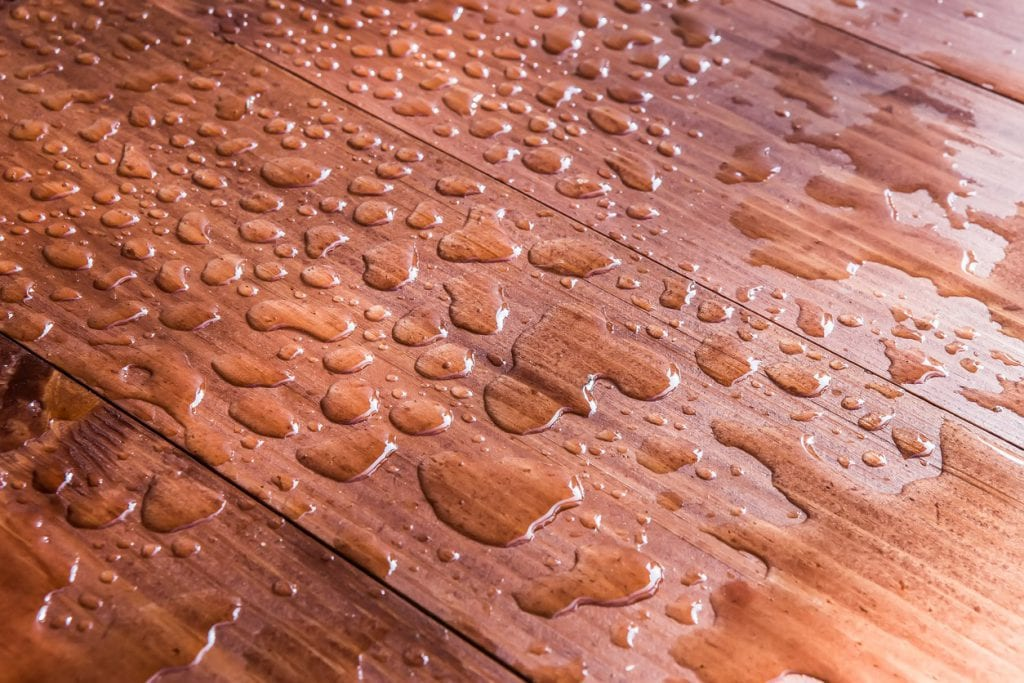 waterproof flooring plank