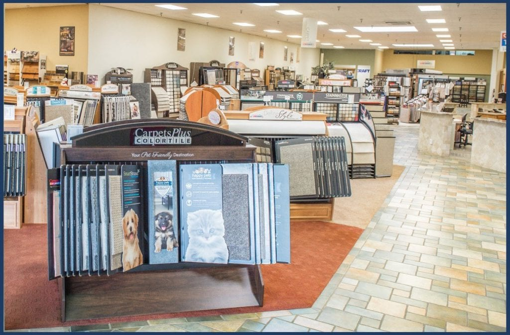 Floor Craft Carpet and Flooring Showroom